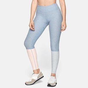 Outdoor Voices 7/8 Dipped Warmup Leggings - Size S